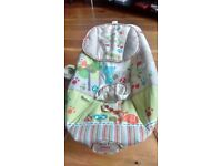 Fisher price comfy bouncer