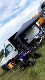 Iveco daily 2.4td 59reg