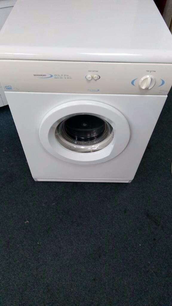 White Knight CL447WV 6kg Tumble Dryer