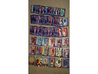 118 MATCH ATTAX CARDS 2016/2017 COLLECTION ONLY!!! KT9
