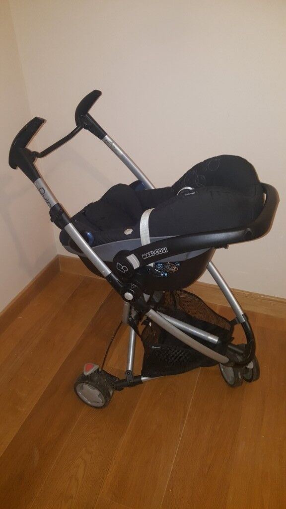 Maxi Cosi Travel System Baby Carrier Car Seat