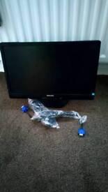 Phillips 21.5 pc monitor