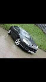 peugeot 407 coupe 2.2 se only 54000 miles