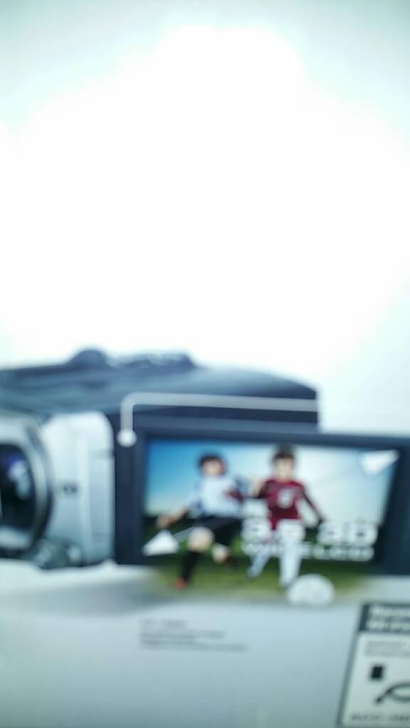 Sony handycam 3D