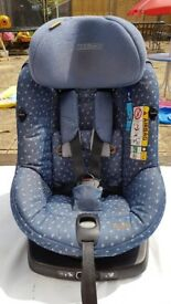 Maxi Cosi Axiss Fix, 360 swivel car seat