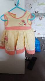 Dresses bundle 3-6 months