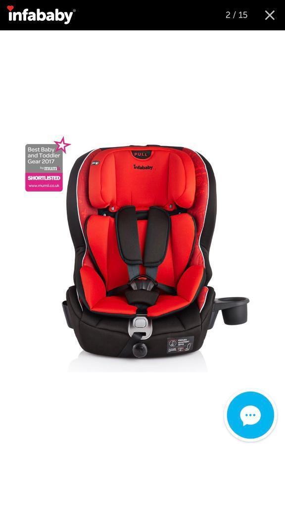 Uberchild Isofix Group 123 Car Seat