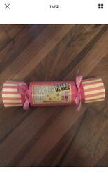 Cracker set shower gel and body lotion