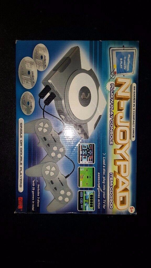 N-Joypad Retro game