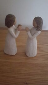 Willowtree Sisters figure