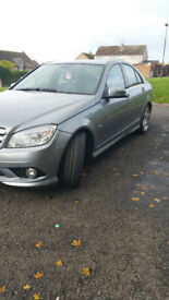 MERCEDES-BENZ C200 BLUE-CY SPORT CDI AUTOMATIC,74200mls, 2 PREVIOUS KEEPERS