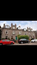 Fully furnished 2 bedroom flat for rent . Jamaica street Aberdeen .