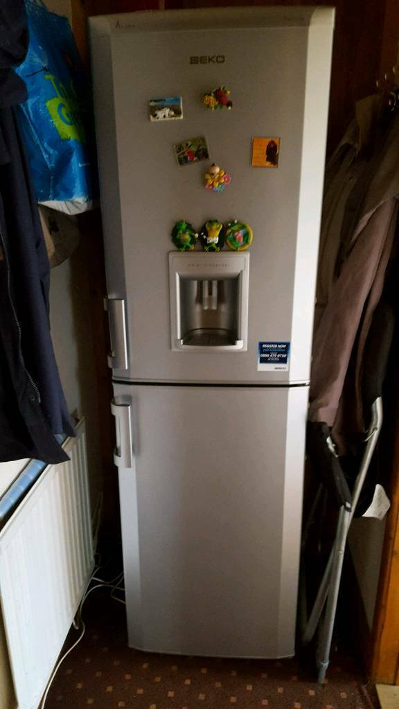 Beko fridge freezer