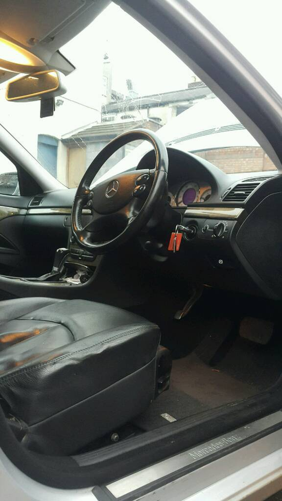 Mercedes e class spares or repairs   in Kings Heath, West