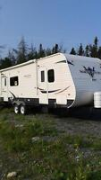 2011 north country 27 ft travel trailor