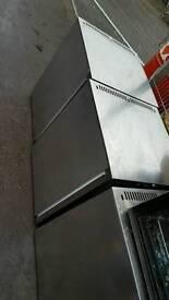 Stainless steel fridges