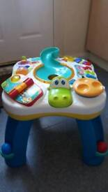 Bright stars musical play table