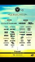 Veld ticket