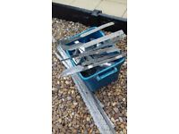 Mixed Box of Joist Hangers and Straps