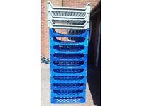 """13 Free Plastic """"bread crates"""""""