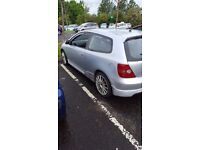 Honda Civic Type S very well maintained example