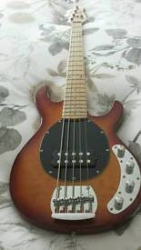 Vintage 5 string Bass