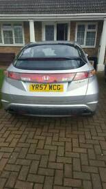 Honda civic 2.2D 2007