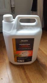 mortar plasticiser new