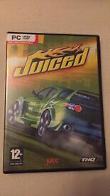 PC car game Juiced