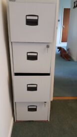 Bisley filing cabinet.