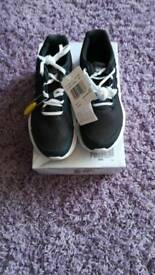 Brand new never worn addias galaxy 4w trainers