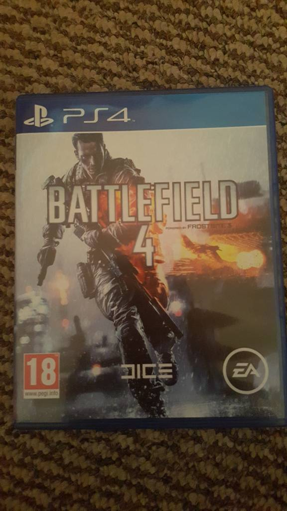 Battlefield 4 PlayStation 4in Bournemouth, DorsetGumtree - Battlefield 4 PlayStation 4. Excellent condition