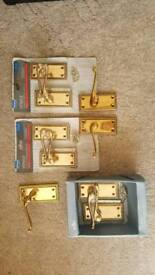 Polished Brass Handles (New)
