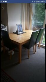 Table n chairs