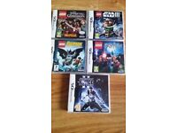 22 DS GAMES ALL BOXED WITH BOOKLETS GREAT XMAS PRESENT BARGAIN S62