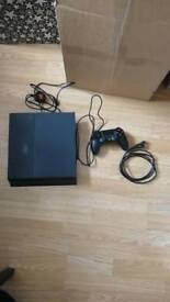 Sony Ps4 1tb Black including HDMI cable