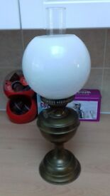 Antique Parafin Lamp