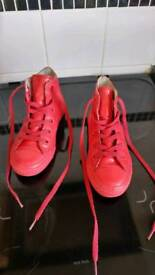 Converse trainers size 12