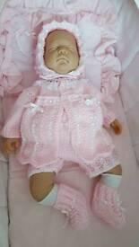 Reborn doll.