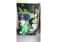 Ben 10 cloth childs wardrobe.