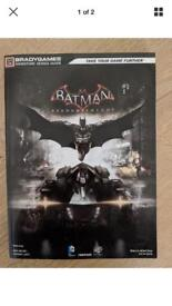 Batman:Arkham knight gaming guide