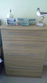 CHEST OF DRAWERS :