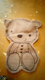 Brown bear 🐻 rug