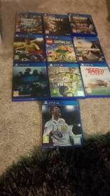 PlayStation 4 for swap