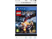 Lego PS4 Hobbit game