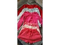 Girl's 4-5 year old bundle of clothes