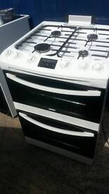 Zannusi 60 cm gas cooker used once so almost new