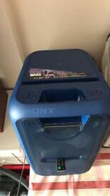 Sony Bluetooth speaker for sale