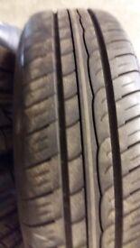 Dunlop Wheel & Tyre