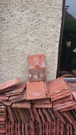 Redland concrete used roof tiles